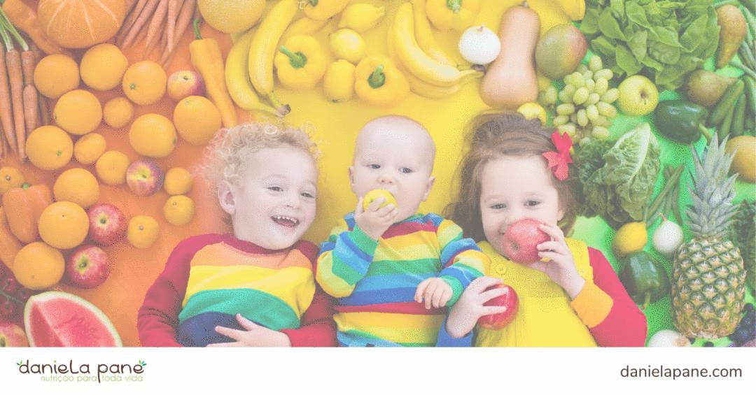 Como melhorar a alimentação das crianças?