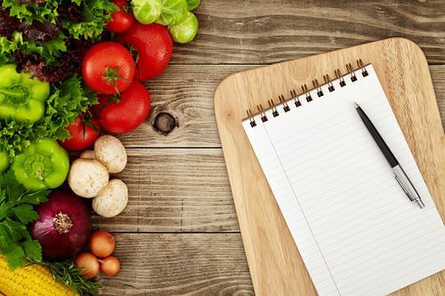 Os 5 passos para montar seu planejamento alimentar