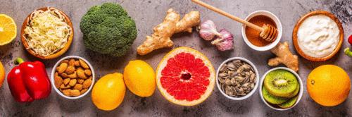 Como a alimentação ajuda a fortalecer a imunidade?